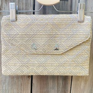NWOT Stella & Dot City Slim Clutch